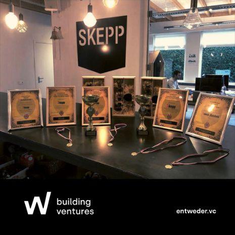 SKEPP wins at Tribes Awards