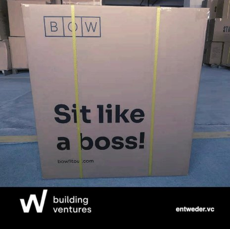 BOW office chairs